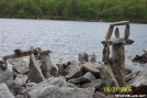 Rock Art at Sunfish Pond by c.coyle in Views in New Jersey & New York