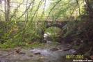 AT crossing Rausch Creek by c.coyle in Trail & Blazes in Maryland & Pennsylvania