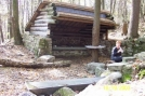 Rausch Gap Shelter by c.coyle in Maryland & Pennsylvania Shelters