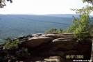 Table Rock by c.coyle in Views in Maryland & Pennsylvania