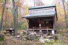 Cove Mountain Shelter by c.coyle in Maryland & Pennsylvania Shelters