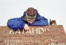 Raven comtemplating on Katahdin by tarheel in Views in Maine