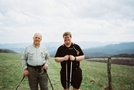 Tennessee Viking & His Dad On Max Patch by Tennessee Viking in Faces of WhiteBlaze members