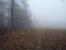 A foggy Osborne Farm by Tennessee Viking in Trail & Blazes in North Carolina & Tennessee