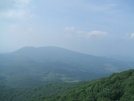 View from Little Rock Knob cliffs by Tennessee Viking in Views in North Carolina & Tennessee