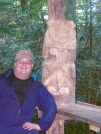 TN Viking with Mountaineer Bear