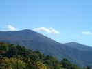 View of Hump & Little Hump at High Point near Roan Mountain by Tennessee Viking in Views in North Carolina & Tennessee