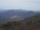 The Humps From Jane Bald by Tennessee Viking in Views in North Carolina & Tennessee