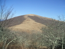 View Of Hump Mountain From Little Hump Mountain