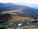View From Atop Of Hump Mountain by Tennessee Viking in Trail & Blazes in North Carolina & Tennessee