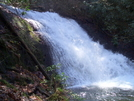 Shadow Falls On The South Fork Spur Trail Near Dyer Gap by Tennessee Viking in Benton MacKaye Trail