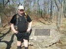 Buliwyf At Springer Mtn Terminus by Tennessee Viking in Faces of WhiteBlaze members