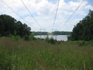 Power Line Crossing On The Mst At Falls Lake by Tennessee Viking in Other