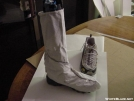 Homemade Gaters for Trail Runners by gardenville in Clothing
