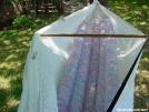 Silk Speer 7/Poly Tube Air Mattress by gardenville in Gear Gallery