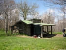 Siler's Bald Shelter (In the Smokies) by Matt and Tiff in North Carolina & Tennessee Shelters