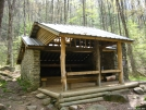 Kephart Shelter (In the Smokies) by Matt and Tiff in North Carolina & Tennessee Shelters