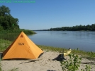 Missouri River Camp by Rift Zone in Other Trails
