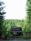 Kinsol Trestle TCT by Rift Zone in Other Trails