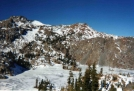 Heather Lake, PCT by Rift Zone in Pacific Crest Trail