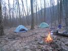 Logan Turnpike Camp March 2010