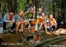Campfire Jamers by kathmandu in Trail Days 2007