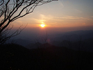 Cheoah Bald Sunset by angewrite in Views in North Carolina & Tennessee