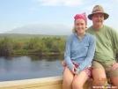 Grass at Abol Bridge, ME by Rain Man in Trail & Blazes in Maine