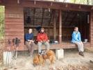 Annie & Matt, With Kaya In Va by Rain Man in Thru - Hikers