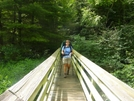 Mama Bear At Holston River Va by Rain Man in Trail & Blazes in Virginia & West Virginia