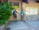 Rain Man & Mama Bear Mt Rogers Va by Rain Man in Section Hikers