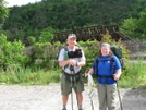 Rain Man & Lilred At James River Va by Rain Man in Section Hikers