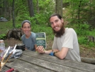 Good Spot & Early Beard In Va by Rain Man in Thru - Hikers