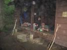 Punchbowl Shelter, Va by Rain Man in Thru - Hikers