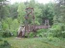 Swinging Bridge, Pedlar River, Va