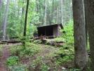 Brown Mtn Creek Shelter Va
