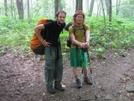 Giddyup And Pork Chop In Va by Rain Man in Thru - Hikers