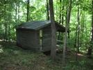 Paul C. Wolfe Shelter, Va by Rain Man in Virginia & West Virginia Shelters