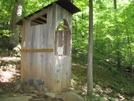 Privy At Paul C. Wolfe Shelter Va