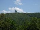 Apple Orchard Radar Dome, Va by Rain Man in Trail & Blazes in Virginia & West Virginia