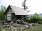 Thomas Knob Shelter, Va by Rain Man in Virginia & West Virginia Shelters
