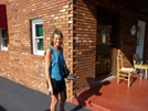 Sobo Birdie At Rendezvous Motel, Va by Rain Man in Thru - Hikers