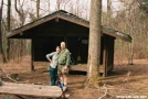 Black Gap Shelter, GA by Rain Man in Georgia Shelters