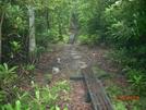 Bog Bridges, Iron Mtn, Tn by Rain Man in Trail & Blazes in North Carolina & Tennessee