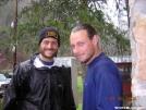 Bramble & Sevy, NC by Rain Man in Thru - Hikers