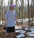 Chuck in GSMNP by Rain Man in Thru - Hikers