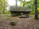 Fullhardt Knob Shelter Cistern, Va by Rain Man in Virginia & West Virginia Shelters