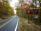 Hwy 43 At Blue Ridge Parkway, Va by Rain Man in Trail & Blazes in Virginia & West Virginia