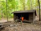 Cove Mtn Shelter, Va by Rain Man in Virginia & West Virginia Shelters