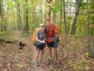 Tenancious Turtle And Lakota In Va by Rain Man in Thru - Hikers